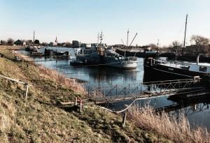 Werkhaven Hitland (Foto: Thom Demmenie)